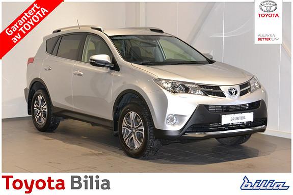 Toyota RAV4 2,0 4WD Executive CVT  2015, 26000 km, kr 369000,-