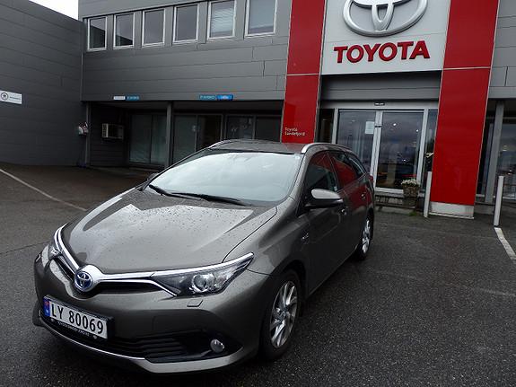 Toyota Auris 1.8 TS ACTIVE  2016, 33000 km, kr 269000,-