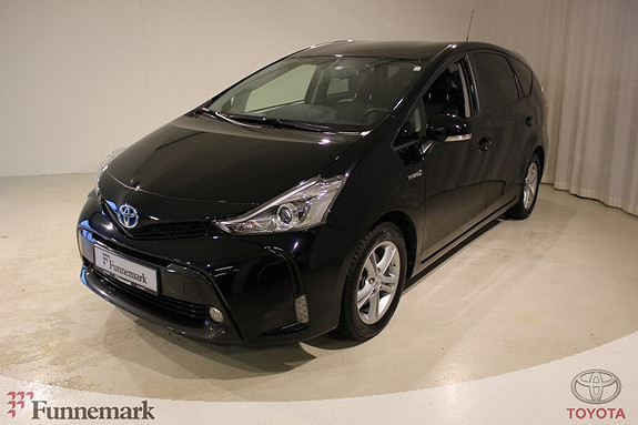Toyota Prius 1,8 VVT-i Hybrid Executive  2015, 33000 km, kr 319000,-