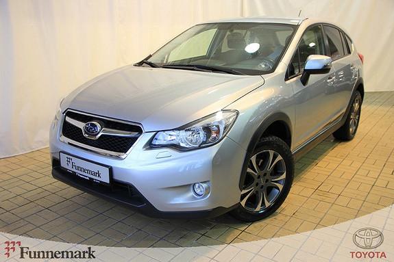 Subaru XV 2,0D Classic 109hk  2012, 48836 km, kr 215000,-