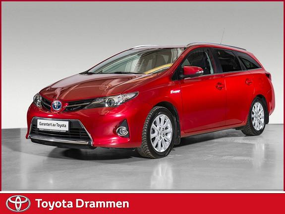 Toyota Auris 1,8 Hybrid E-CVT Active+  2014, 40030 km, kr 209000,-