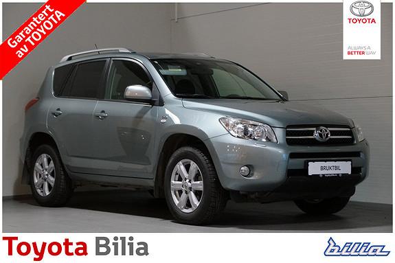 Toyota RAV4 2,2 D-4D 136hk DPF Cross Sport  2009, 103052 km, kr 145000,-