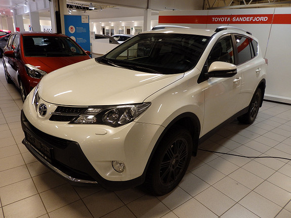Toyota RAV4 2.0VVT-i Executive  2015, 27500 km, kr 389000,-