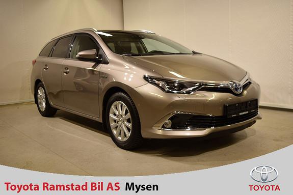 Toyota Auris Touring Sports 1,8 Hybrid Executive  2015, 53600 km, kr 245000,-
