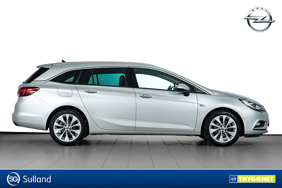 Opel Astra Sports Tourer 1,4 Turbo 150hk Premium SKINN-MASSASJE ++