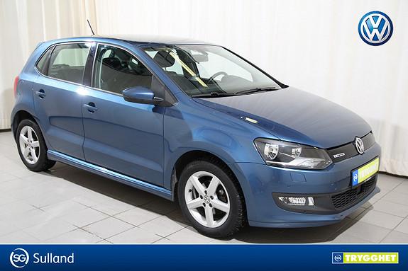 Volkswagen Polo 1,0 TSI 95hk BlueMotion Multiratt/Park.sensor/ ++