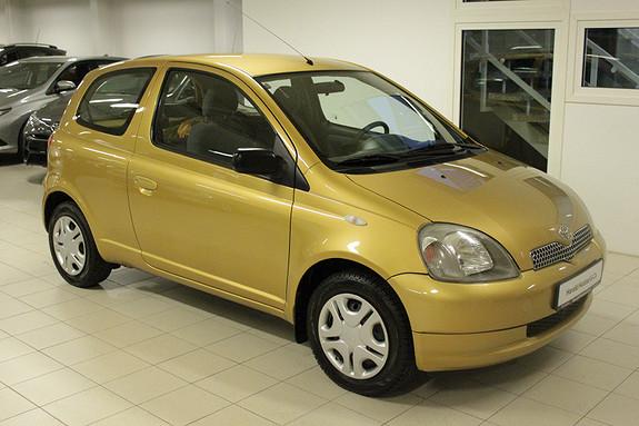 Toyota Yaris 1,0 Sol  1999, 134735 km, kr 28000,-