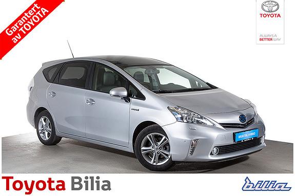 Toyota Prius+ Seven 1,8 VVT-i Hybrid Executive  2014, 29310 km, kr 279900,-