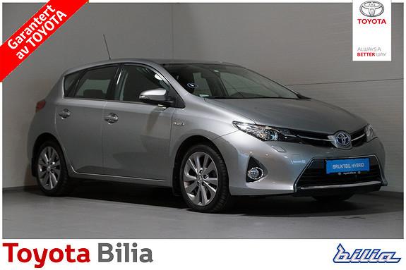 Toyota Auris 1,8 Hybrid E-CVT Active Go navi  2013, 50996 km, kr 185000,-