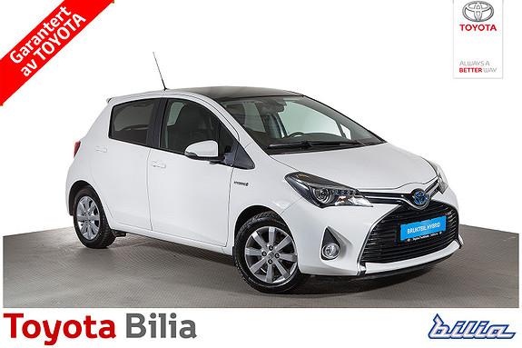Toyota Yaris 1,5 Hybrid Style e-CVT  2015, 37701 km, kr 179900,-
