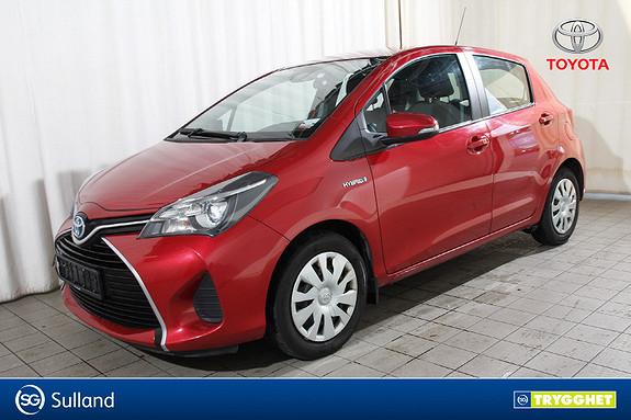 Toyota Yaris 1,5 Hybrid Active S e-CVT T Safety Sense DAB+ Navi