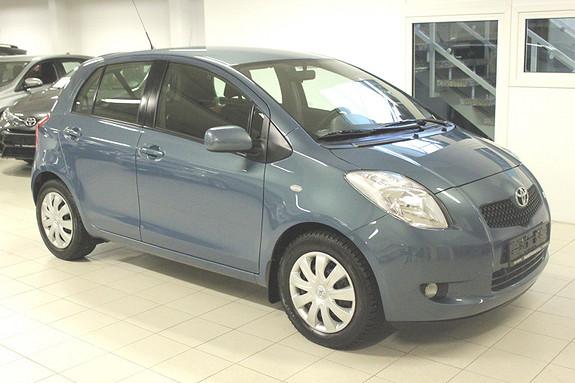 Toyota Yaris 1,3 Sol Sprint Multi Mode  2008, 30000 km, kr 84000,-