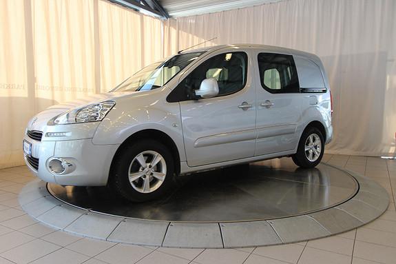Peugeot Partner Mester 1,6 e-HDI 90hk  L1  2014, 28000 km, kr 148000,-