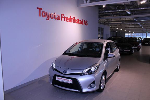 Toyota Yaris 1,5 Hybrid Active  2014, 39192 km, kr 159000,-
