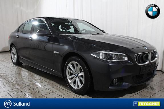 BMW 5-serie 520dA xDrive MSport-AdLED-AdCruise-Nightvision-HUD-etc