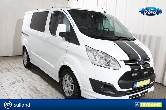 Ford Transit Custom 290 L1 2,0 TDCi 170hk Sport 2500 KG Slepevekt