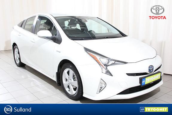 Toyota Prius 1,8 VVT-i Hybrid Executive Navigasjon, ryggekamera, dab