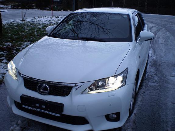 Lexus CT200h F-Sport  2012, 66000 km, kr 195660,-