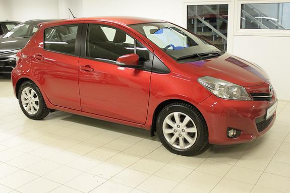 Toyota Yaris 1,33 Style Multidrive S  2012, 61000 km, kr 139000,-