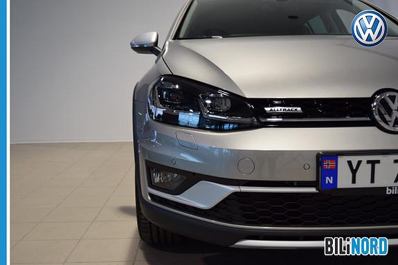 Bilbilde: Volkswagen Golf Alltrack