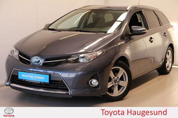 Toyota Auris Touring Sports 1,8 Hybrid Active Navi, kamera, Tectyl  2014, 35020 km, kr 215000,-