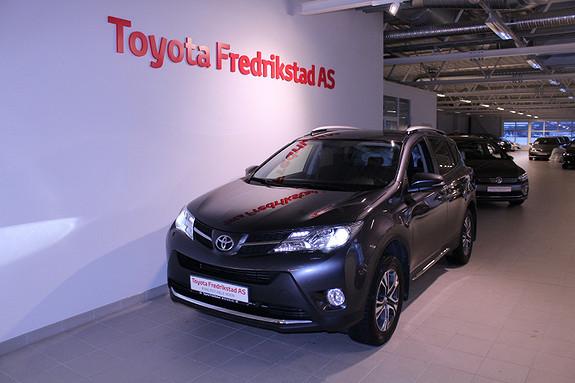 Toyota RAV4 2,0 4WD Active CVT  2014, 89516 km, kr 319000,-