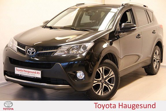 Toyota RAV4 2,2 D-4D 4WD Active Style Kamera, Xenon, Tectyl  2013, 95978 km, kr 265000,-