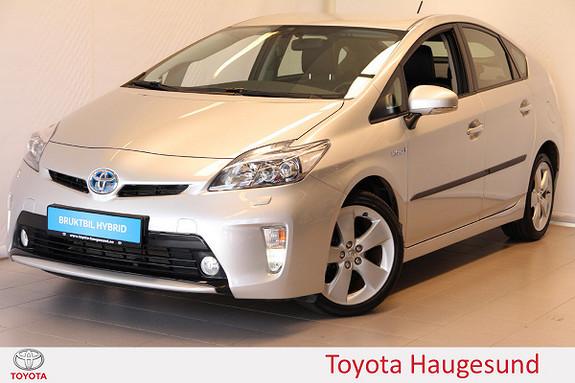 Toyota Prius 1,8 VVT-i Hybrid Advance Navi, kamera, HeadUp, Tectyl  2012, 34500 km, kr 180000,-