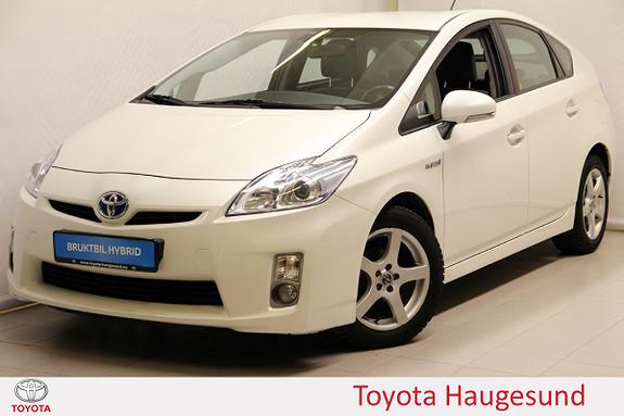 Toyota Prius 1,8 VVT-i Hybrid Advance HeadUpDisplay, Keyless ++  2010, 117601 km, kr 119000,-