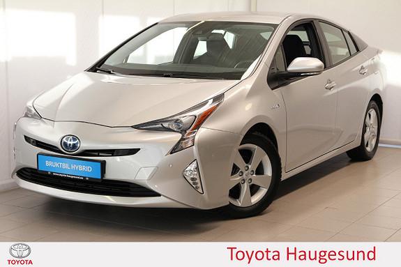 Toyota Prius 1,8 VVT-i Hybrid Executive Navi, kamera, DAB+, Tectyl  2016, 34992 km, kr 289000,-
