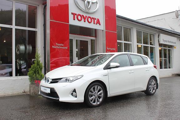 Toyota Auris 1.8 Hybrid Active+ LAV KM! NORSK BIL, 1 EIGAR  2014, 17500 km, kr 209900,-