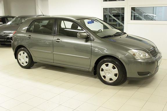 Toyota Corolla 1,6 Sol aut  2002, 176013 km, kr 49000,-