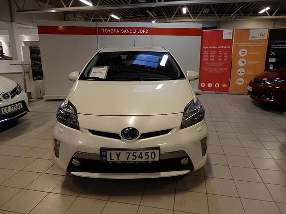 Toyota Prius 1.8VVT-i Premium Plug-In  2013, 66700 km, kr 209000,-