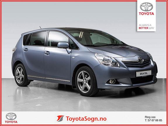 Toyota Verso 1,8 Premium 7 seter Multidrive S Panorama  2010, 102000 km, kr 159000,-