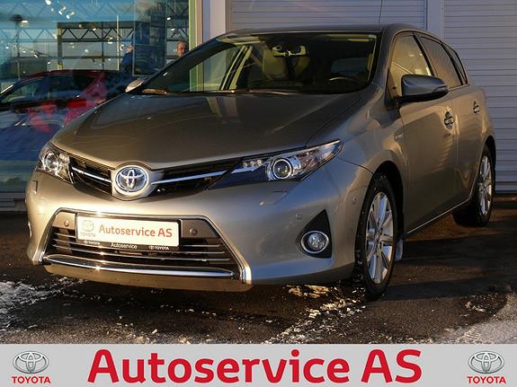 Toyota Auris 1,8 Hybrid E-CVT Executive  2013, 34000 km, kr 199000,-