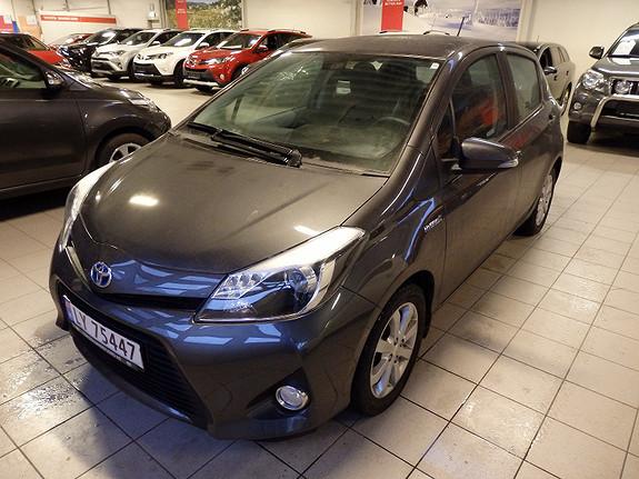 Toyota Yaris 1.5VVT-i Active  2013, 47500 km, kr 149000,-