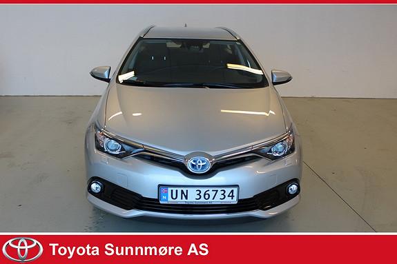 Toyota Auris Touring Sports 1,8 Hybrid Active S **DEMOBIL SELGES RIM  2016, 6000 km, kr 269000,-