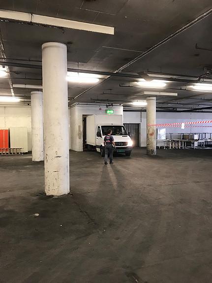 Heisen rommer store biler