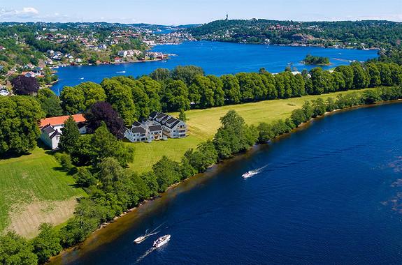 Prosjekterte selveierleiligheter på Tangen - Ren idyll langs Nidelvas bredd -Tangen Gård. Meld interesse nå!