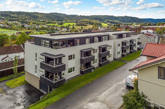 3-roms leilighet - Vestfossen - 2 800 000,- Nordvik & Partners