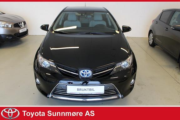 Toyota Auris 1,8 Hybrid E-CVT Executive VELHOLDT**LAV KM**SKINNSETER  2014, 26447 km, kr 215000,-