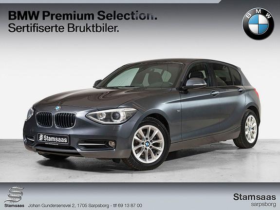 BMW 1-serie 116d l HiFi l Xenon l Bluetooth l Lyspakke l Innbytte l