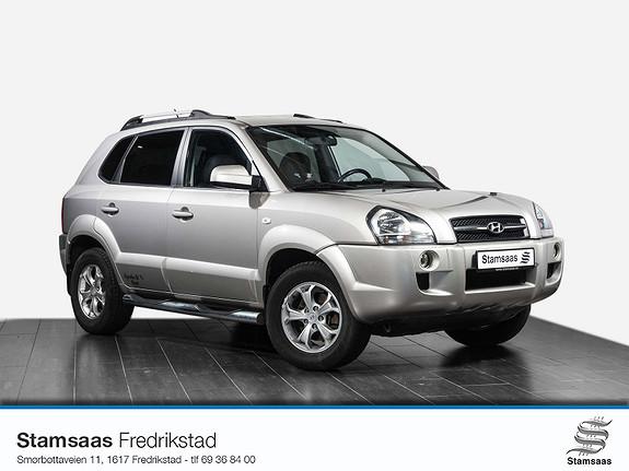 Hyundai Tucson 150HK CRDI GLS 4x4 150HK H.feste,Skinn,