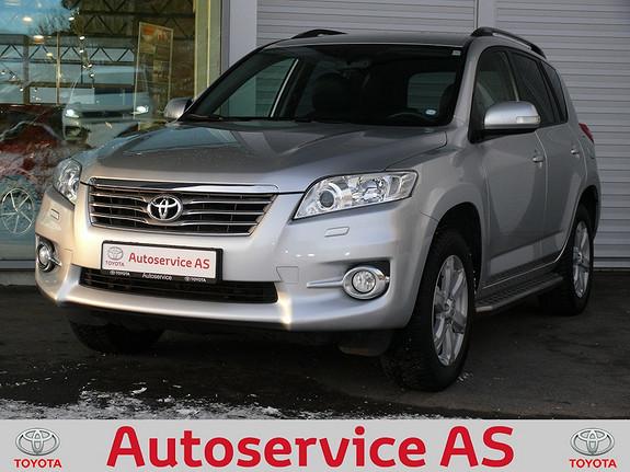 Toyota RAV4 2,2 D-4D Vanguard Executive  2012, 72000 km, kr 269000,-