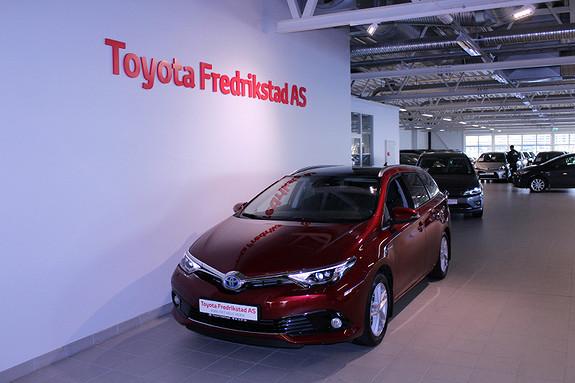 Toyota Auris Touring Sports 1,8 Hybrid Style Edition  2017, 7525 km, kr 319000,-