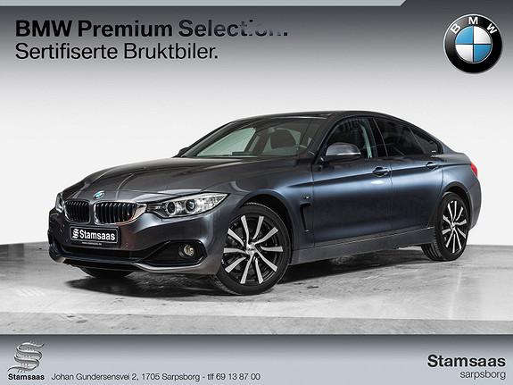 BMW 4-serie 420d xDrive 163hk Gran Coupé aut Hengerfeste l Navi pro