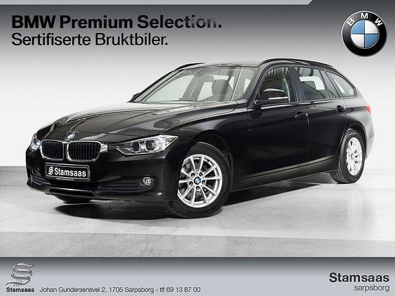 BMW 3-serie 320d 163hk l Xenon l DAB+ l Oppvarmet ratt l Bluetooth