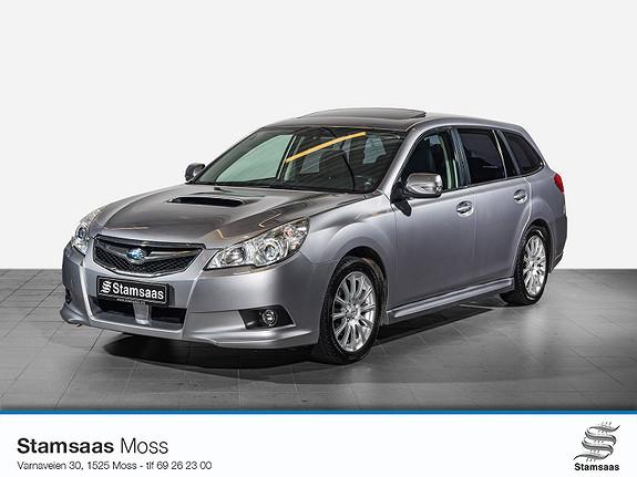 Subaru Legacy 2.0D PREMIUM Hengerfeste l Skinn l Xenon l 4*4 l