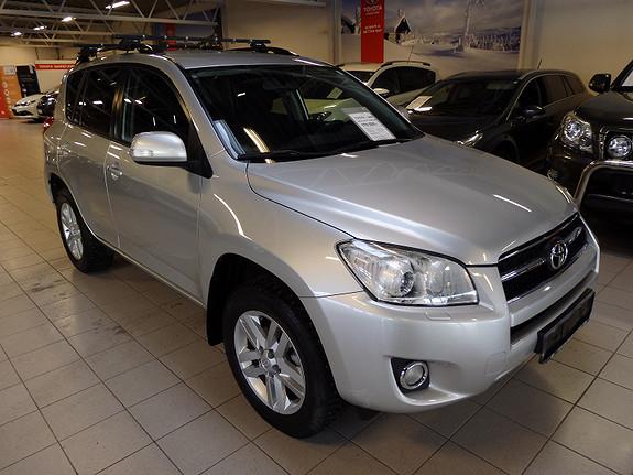 Toyota RAV4 2.0VVT-i Executive  2009, 122000 km, kr 179000,-