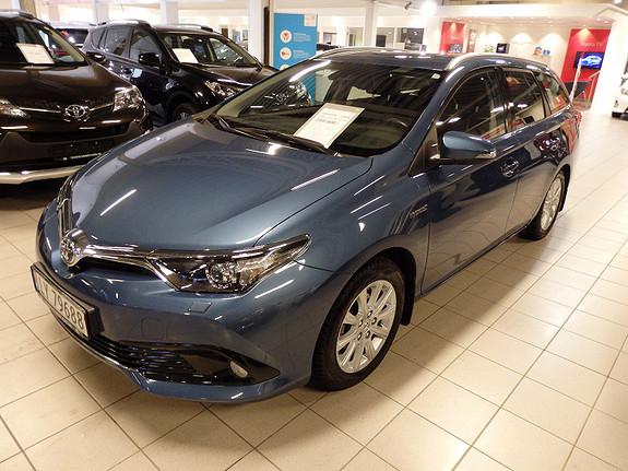 Toyota Auris 1.8 TS ACTIVE  2016, 20000 km, kr 259000,-